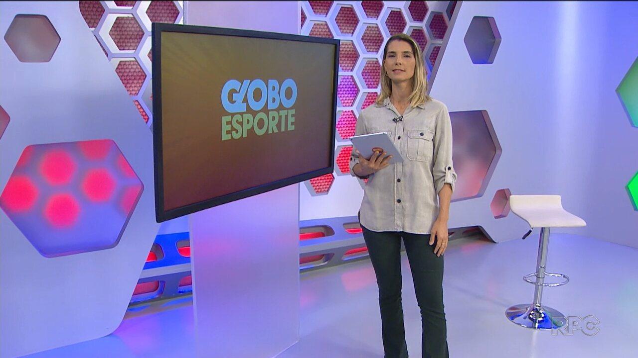 Confira a íntegra da edição do Globo Esporte-PR desta quarta-feira, 11/12 - Confira a íntegra da edição do Globo Esporte-PR desta quarta-feira, 11/12