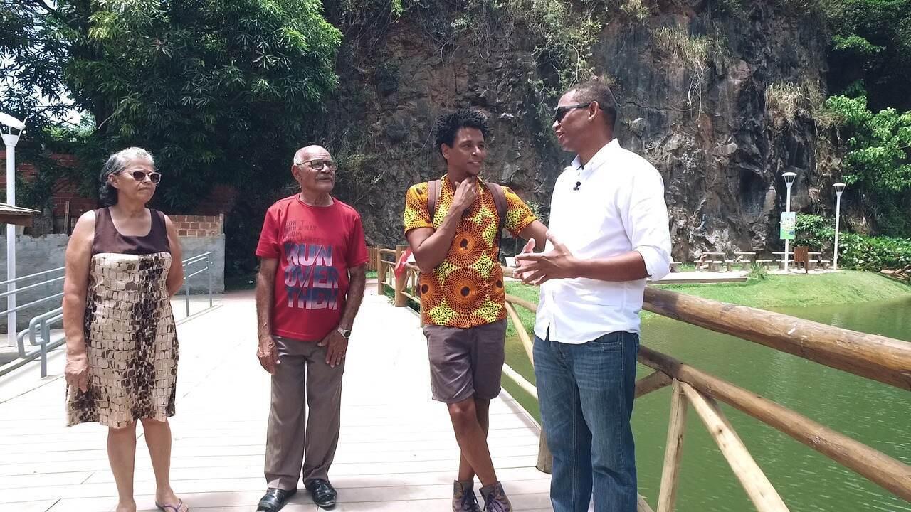 No bairro do Arraial do Retiro, o 'Vumbora' conhece histórias, belezas e a cultura