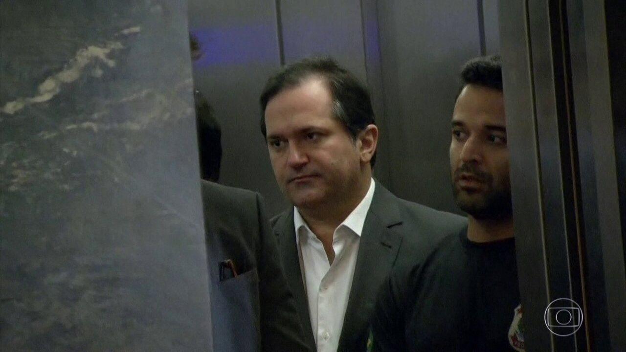 Dois ex-deputados do Rio presos foram soltos por um erro da Justiça