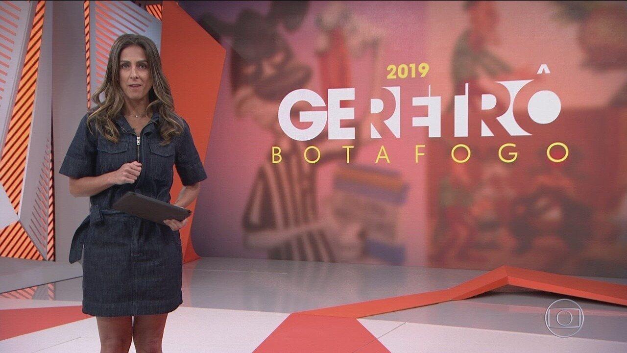 Globo Esporte, sábado, 14/12/2019 na Íntegra - O Globo Esporte atualiza o noticiário esportivo do dia.