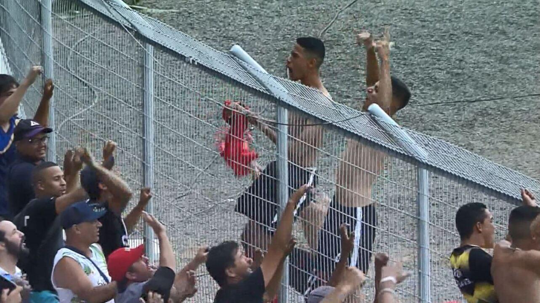 Veja como foi a disputa de pênaltis entre Brandina e Campo Belo, pela Taça das Favelas