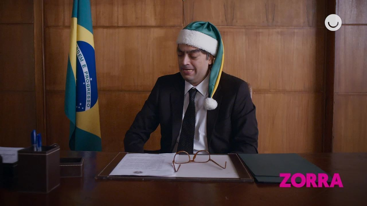 Amigo secreto do Bolsonaro