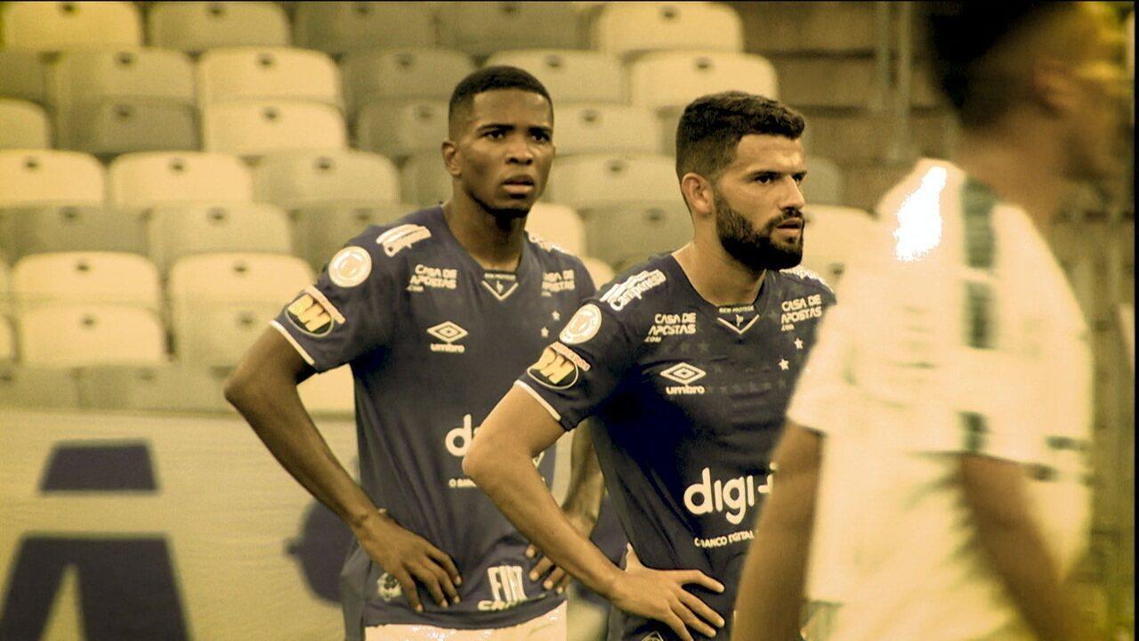 Cruzeiro encerra a década com o pior ano da história do clube