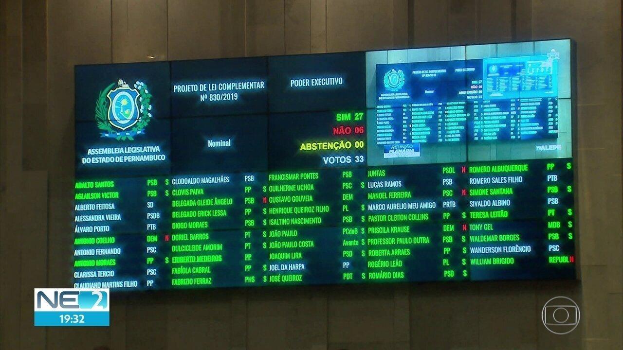 Deputados aprovam nova Previdência dos servidores estaduais