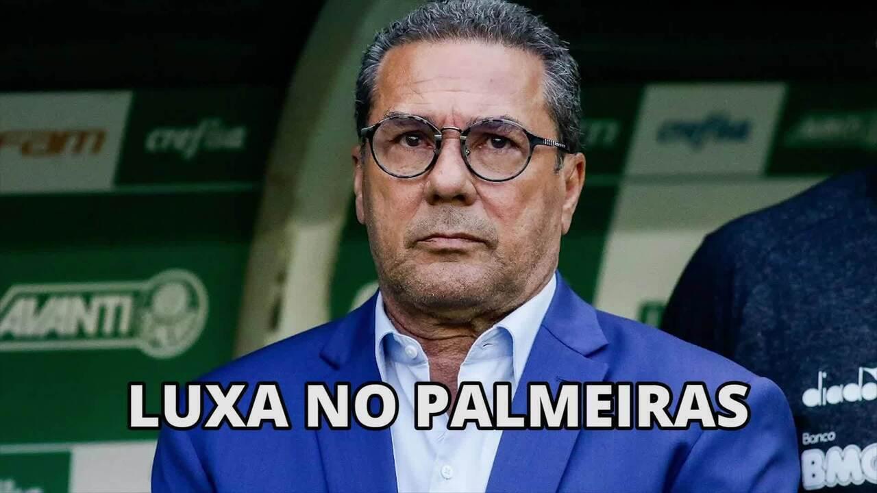 Relembre as 4 passagens de Luxemburgo como técnico do Palmeiras