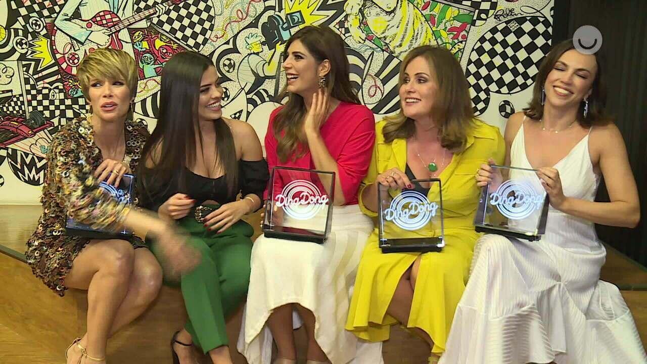 Ana Furtado, Ana Paula Araújo, Renata Ceribelli e Andréia Sadi revelam sobre superstição