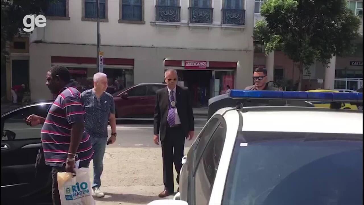 Jorge Rabello, ex-chefe da comissão de arbitragem, é preso na operação Cartão Vermelho
