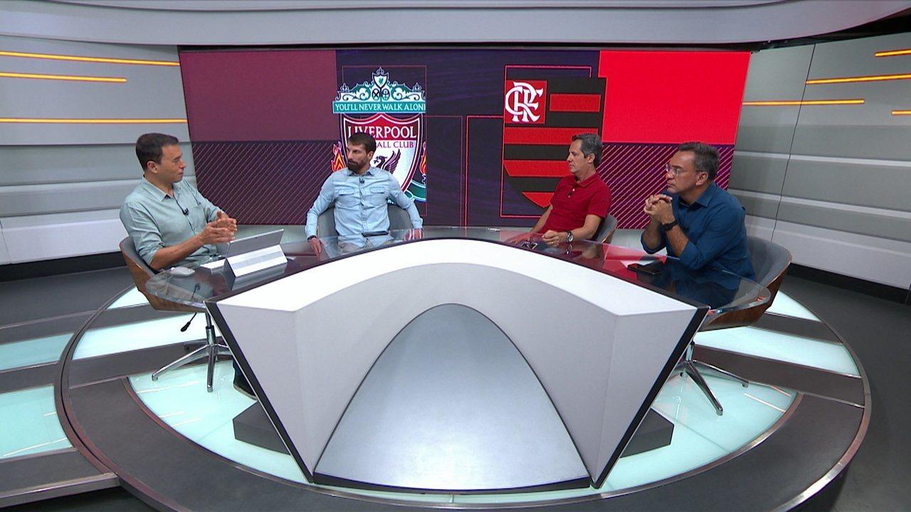 Bancada comenta como Jesus melhorou a maioria dos jogadores do Flamengo