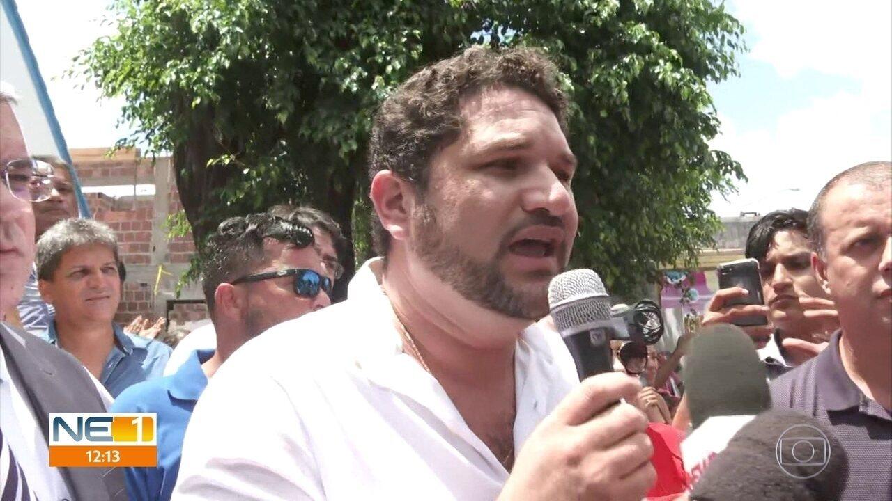 Prefeito de Itapissuma, vice, vereadores e secretários são afastados em operação policial