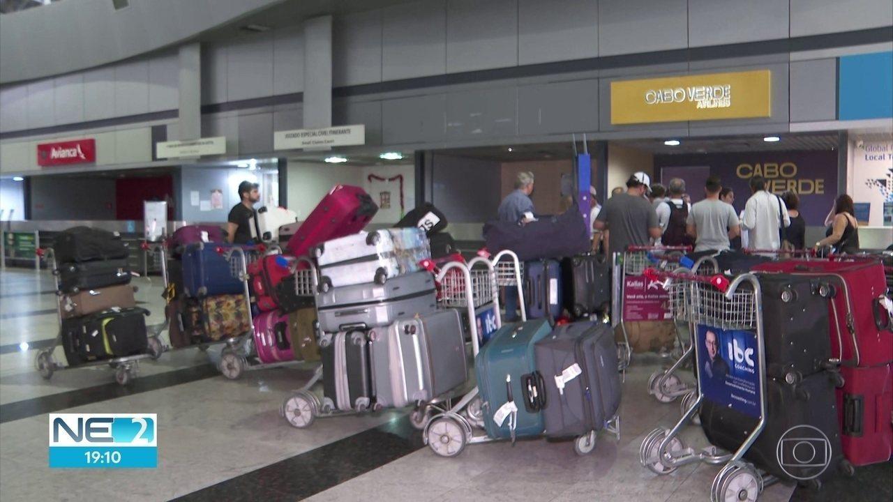 Passageiros sofrem para viajar por causa de problema na Cabo Verde Airlines