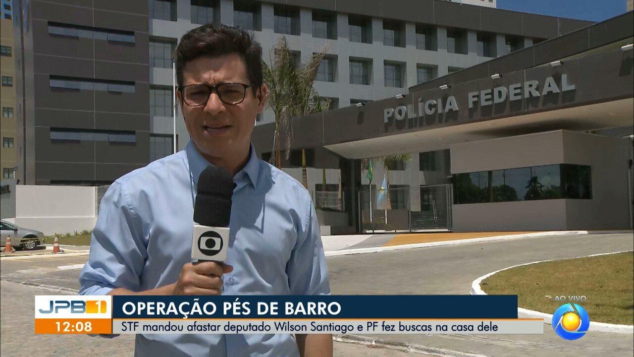 Investigação da PF contra deputado flagrou 11 entregas de propina na PB