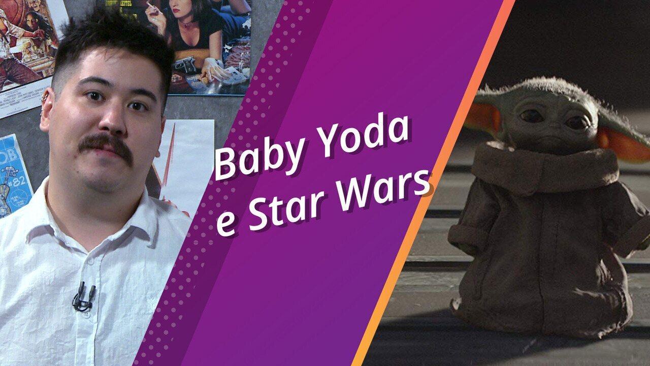 Sema Pop #69: Baby Yoda e Star Wars