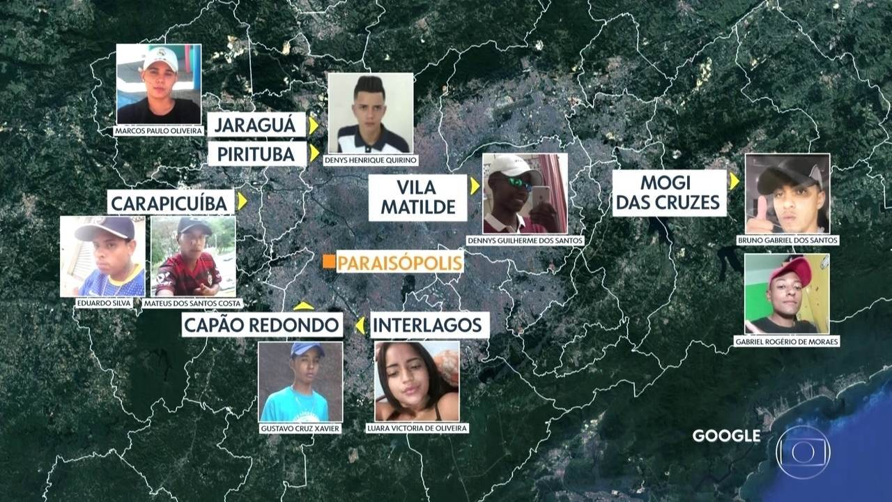 Um mês depois da tragédia em Paraisópolis, inquéritos ainda não foram concluídos.