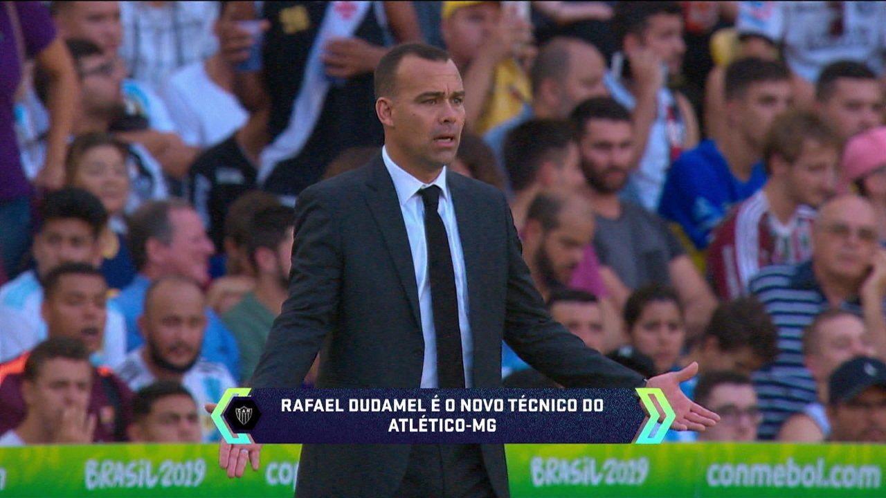 Rafael Dudamel é o novo técnico do Atlético-MG para duas temporadas