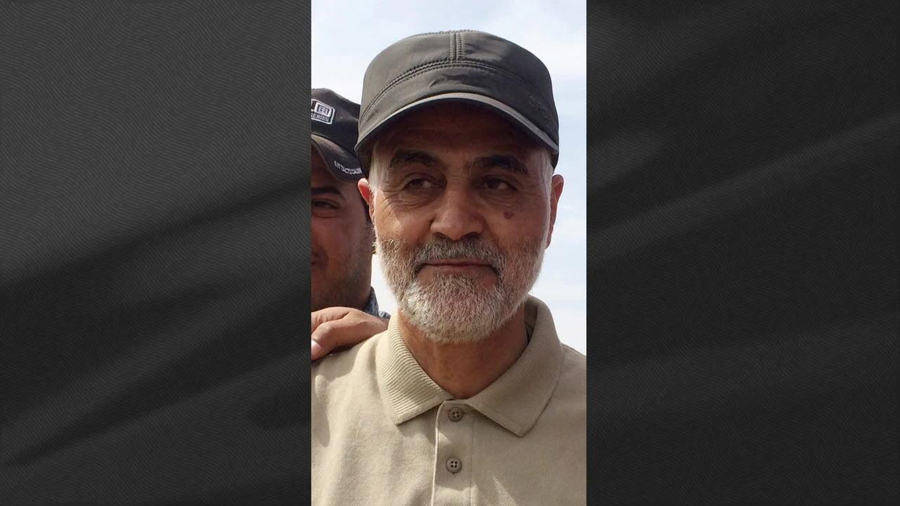 Chefe da Guarda Revolucionária Iraniana é morto no Iraque