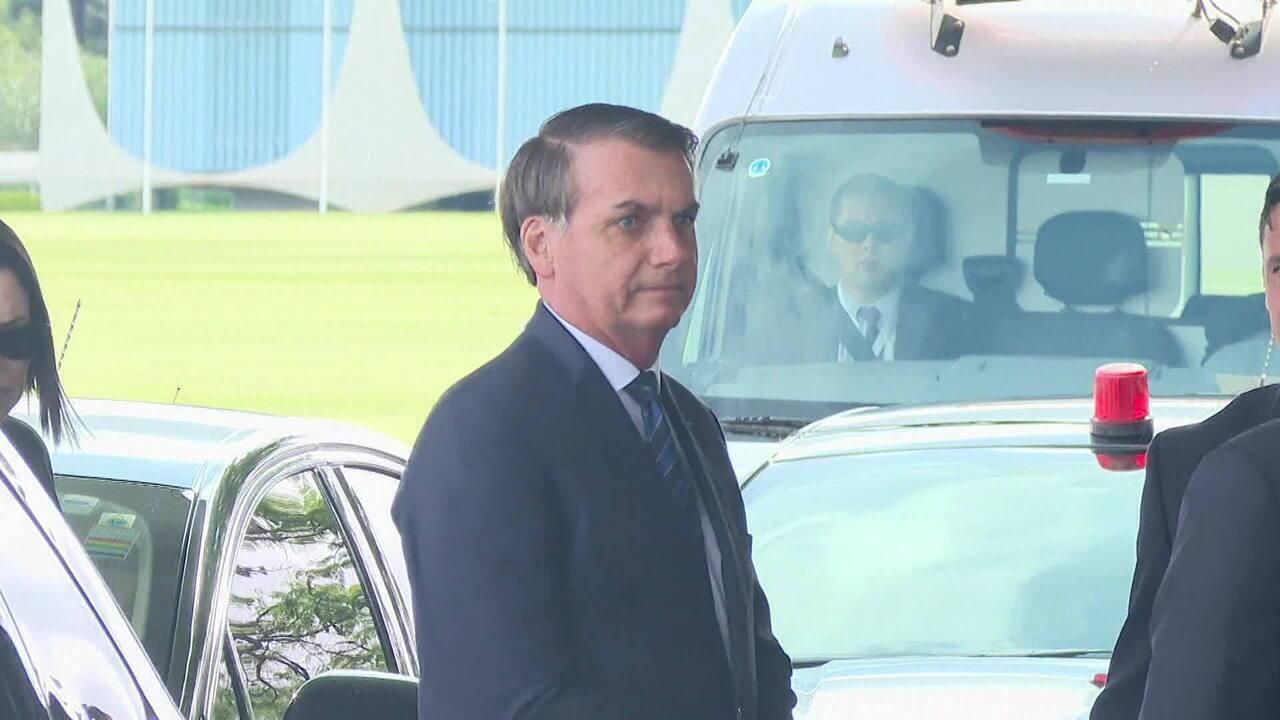 Bolsonaro deve fazer reunião para discutir impacto da crise EUA x Irã no combustível
