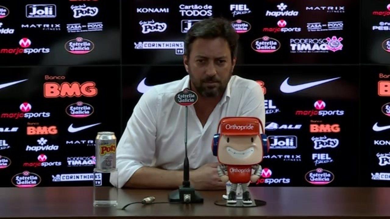 Duílio Monteiro Alves atualiza negociações do Corinthians por Michael e outros reforços