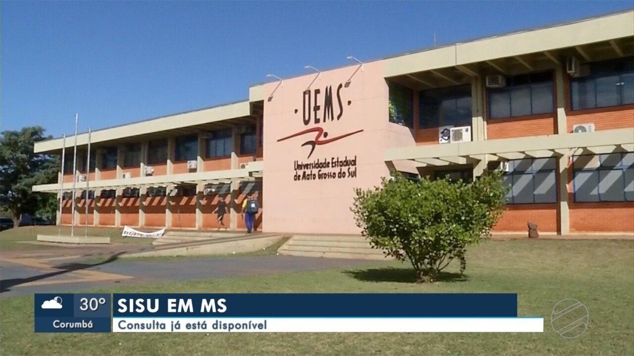 Consulta de vagas no ensino superior já estão disponíveis no SISU
