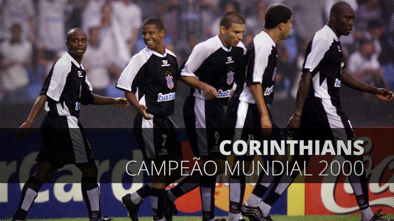 Em 2000, Corinthians conquista seu primeiro título mundial
