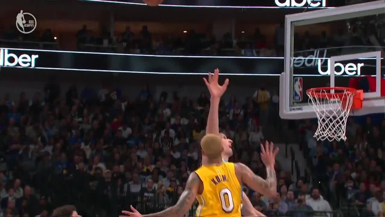 Melhores momentos: Los Angeles Lakers 129 x 114 Dallas Mavericks pela NBA