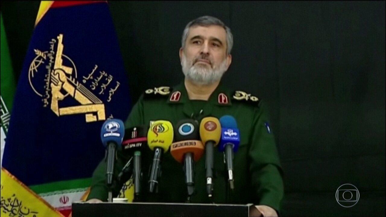 Irã admite que derrubou avião ucraniano por engano