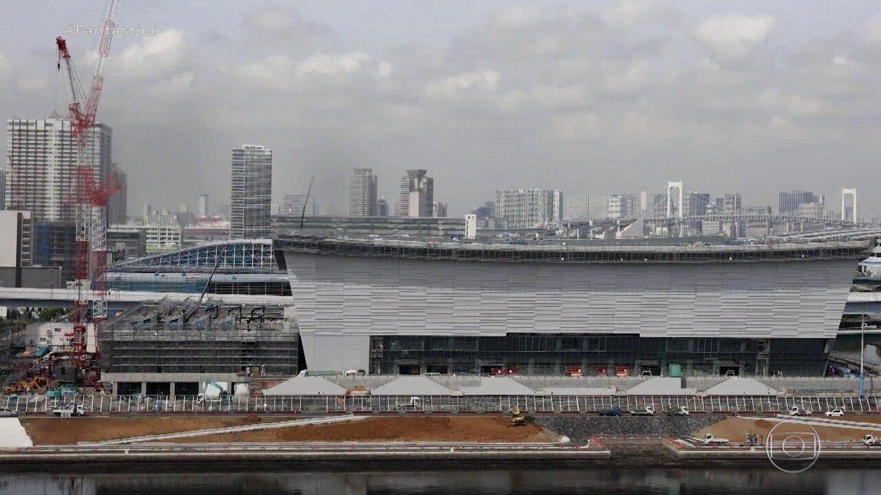 Veja como Tóquio está se preparando para receber a Olimpíada de 2020