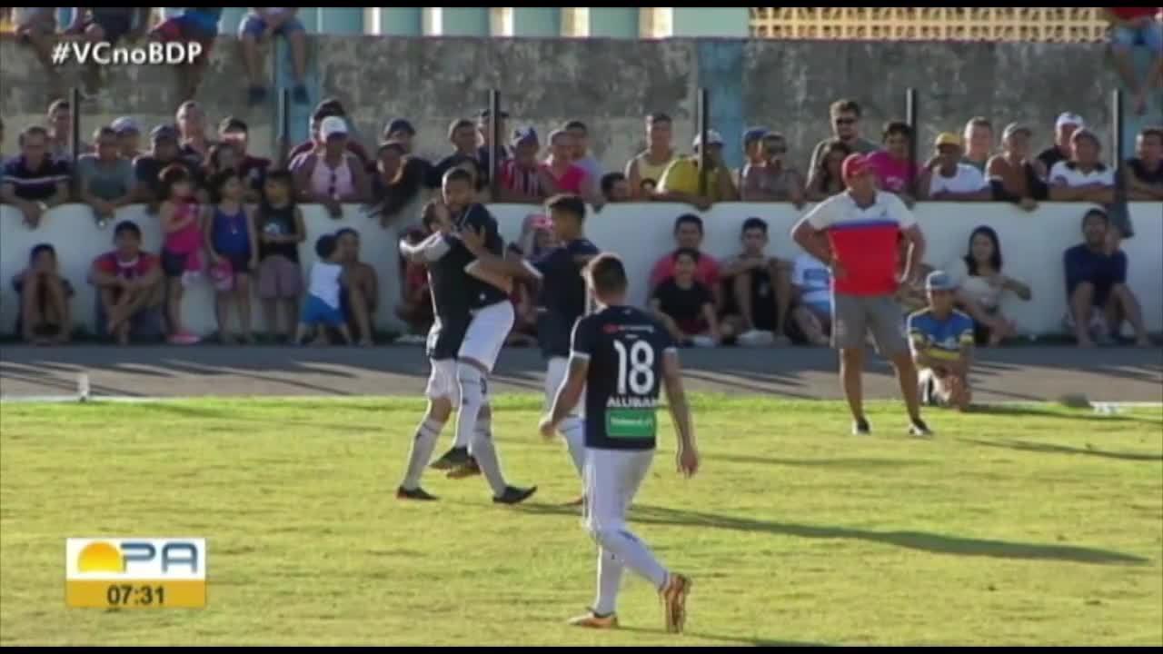 Remo 3 x 0 Seleção de Salinas: veja os gols e outros detalhes do confronto