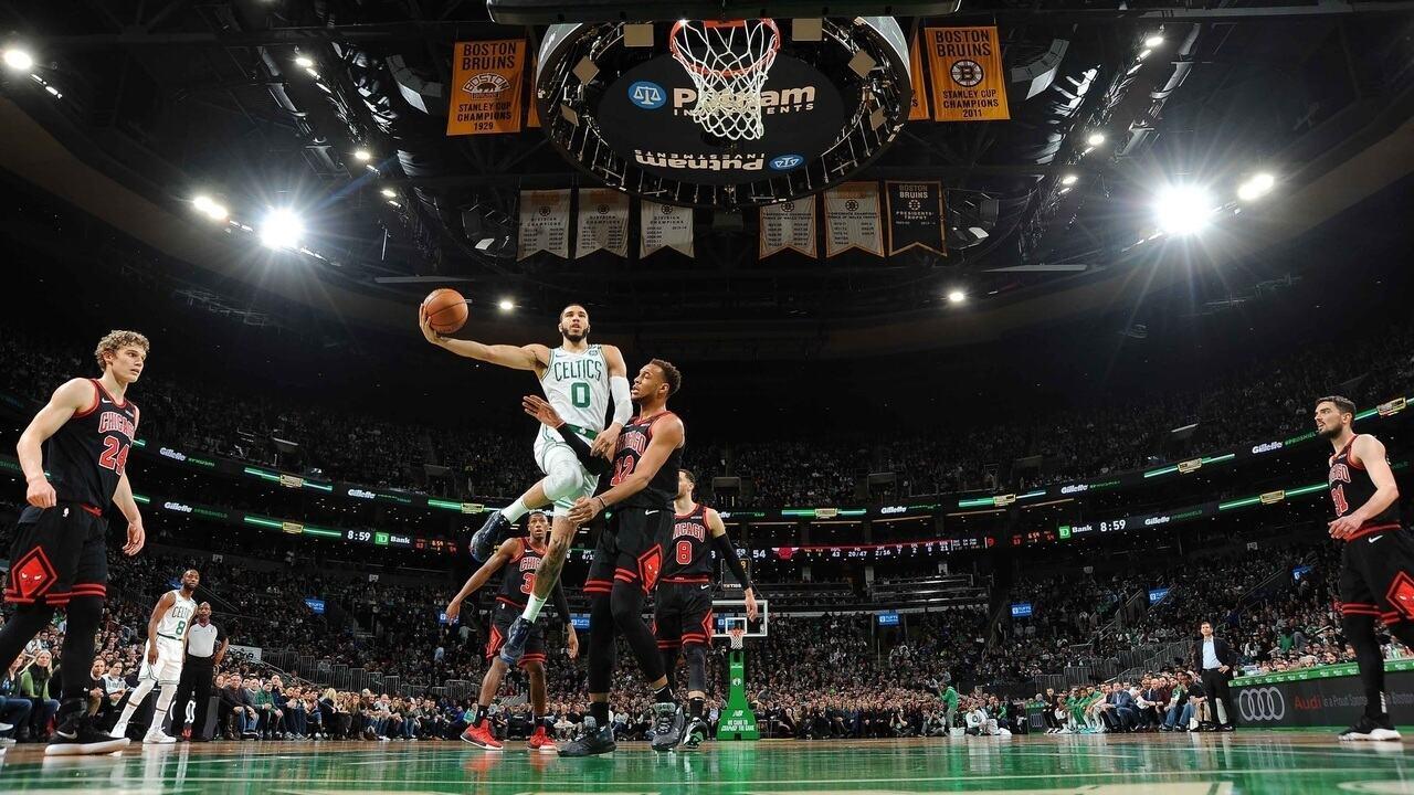 Melhores momentos de Boston Celtics 113 x 101 Chicago Bulls pela NBA