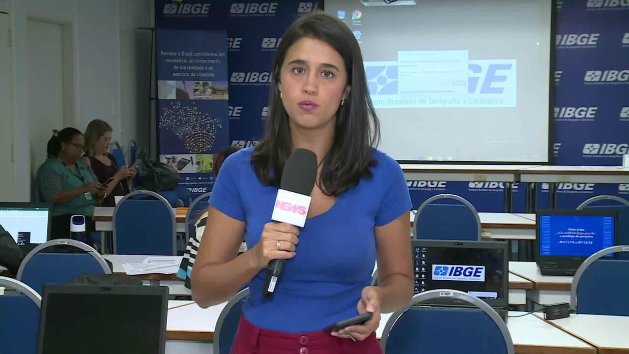 IBGE: setor de serviços recua 0,1% em novembro