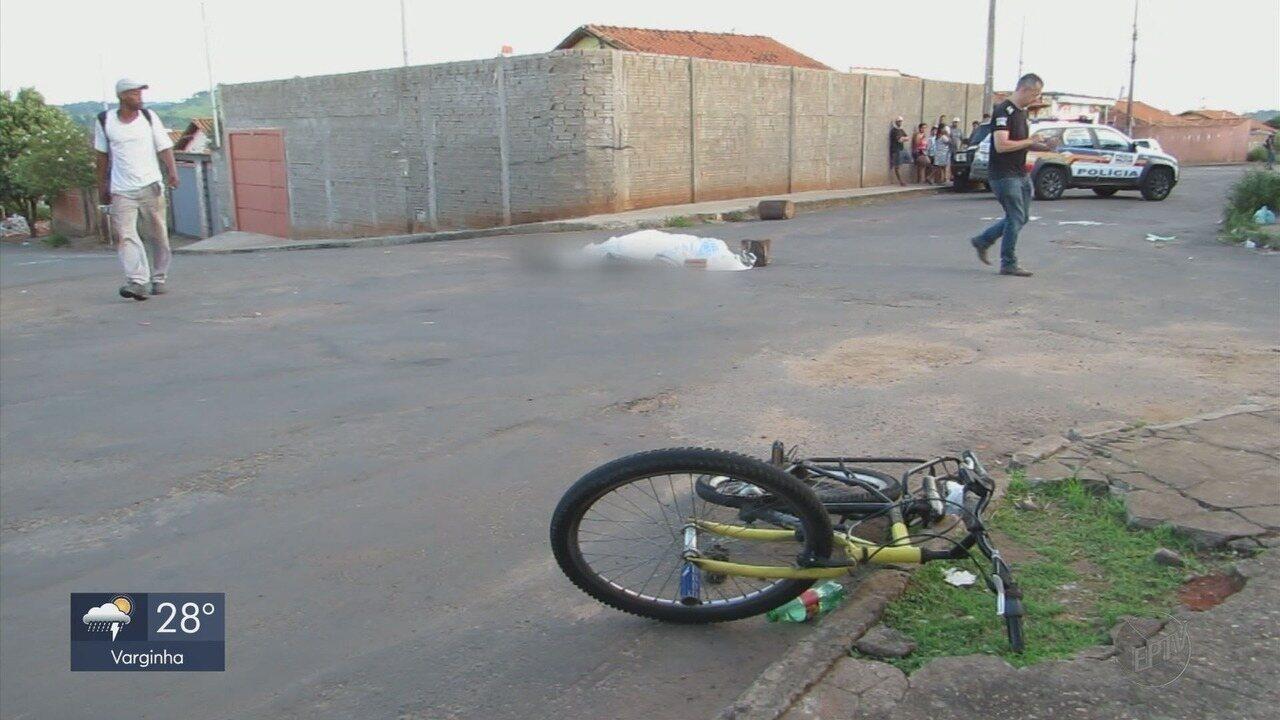Polícia investiga morte de homem a pedradas em Passos (MG)