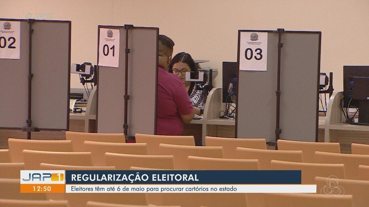 Eleitores têm até 6 de maio para fazer regularização eleitoral para o pleito de 2020