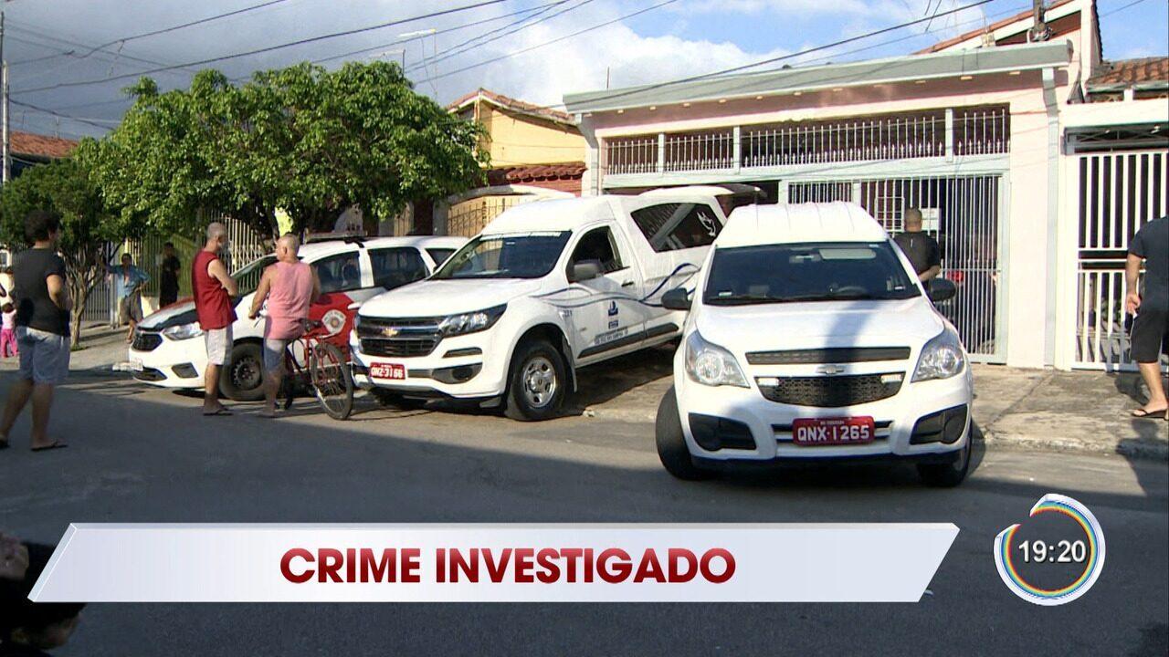 Mulher é morta por companheiro que se matou após crime em São José