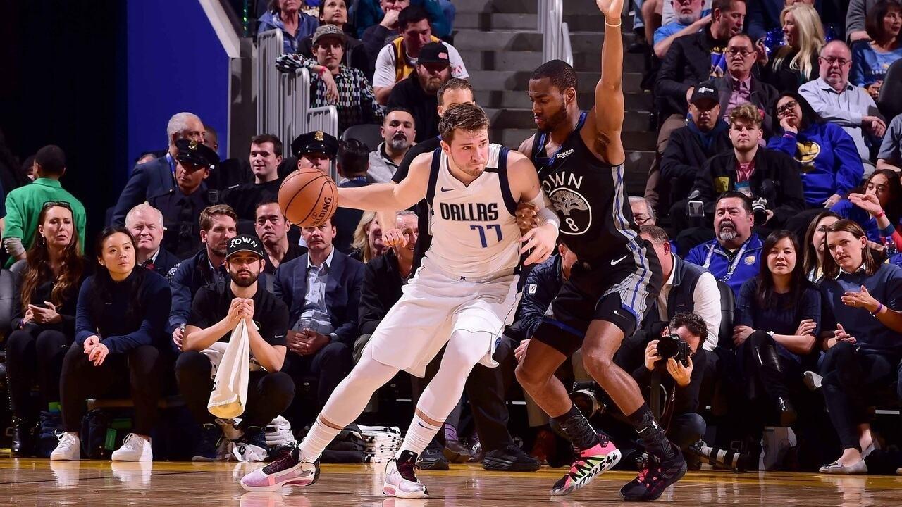 Melhores momentos de Dallas Mavericks 124 x 97 Golden State Warriors pela NBA
