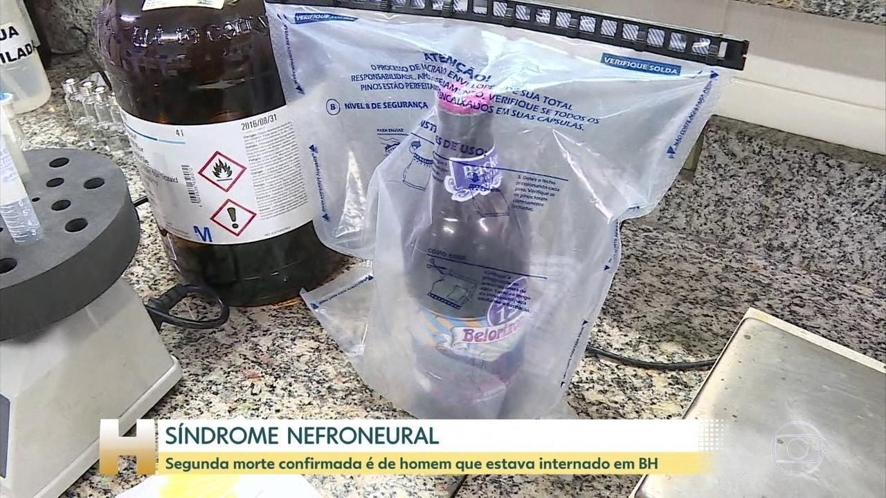 Polícia confirma mais uma morte por síndrome nefroneural em BH
