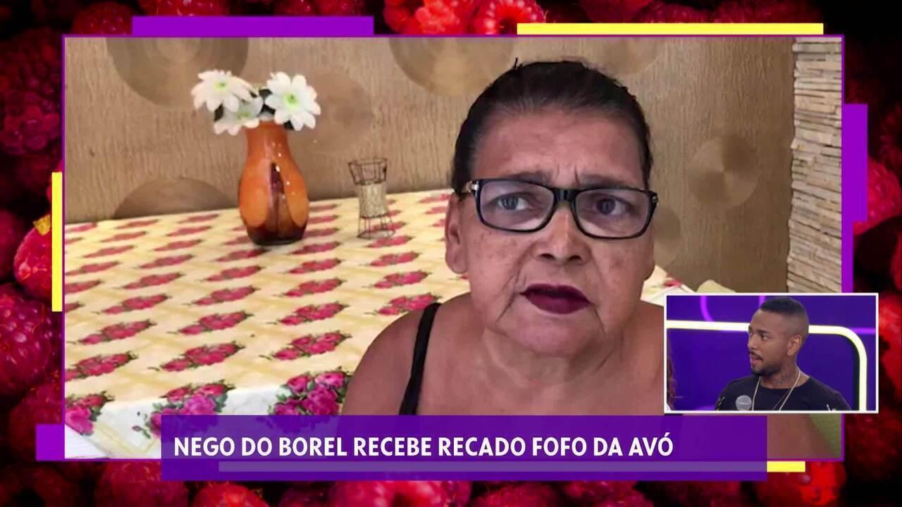 Depoimento extra! Nego do Borel participa de brincadeira 'Quem Sou Eu?'