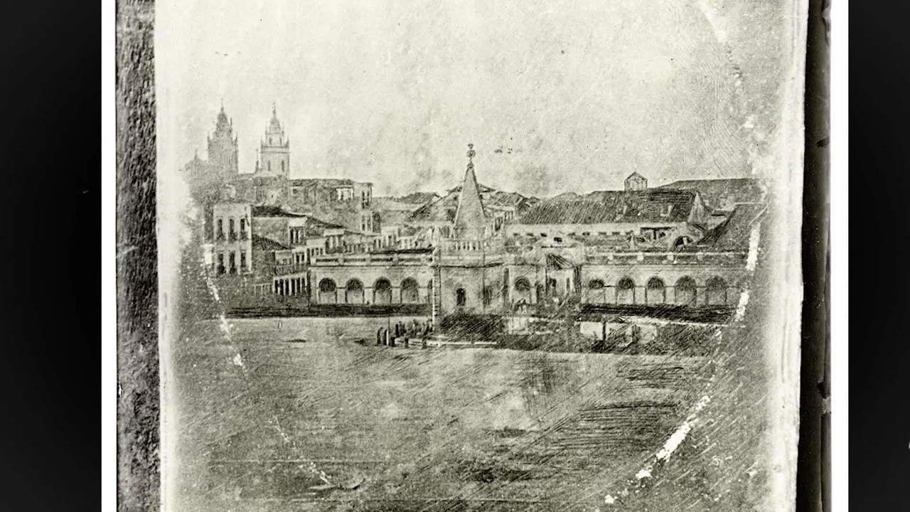 Livro traz primeiro registro fotográfico do Rio de Janeiro