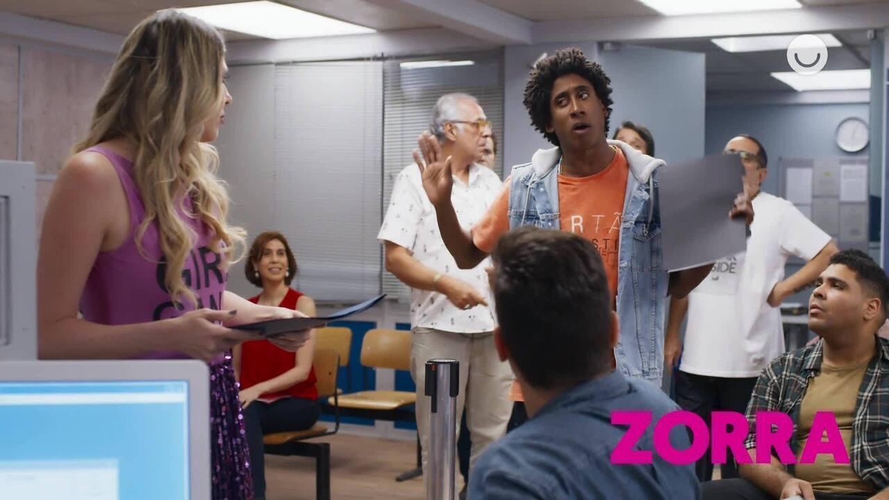 #Zorra2020: Trocar o nome do programa