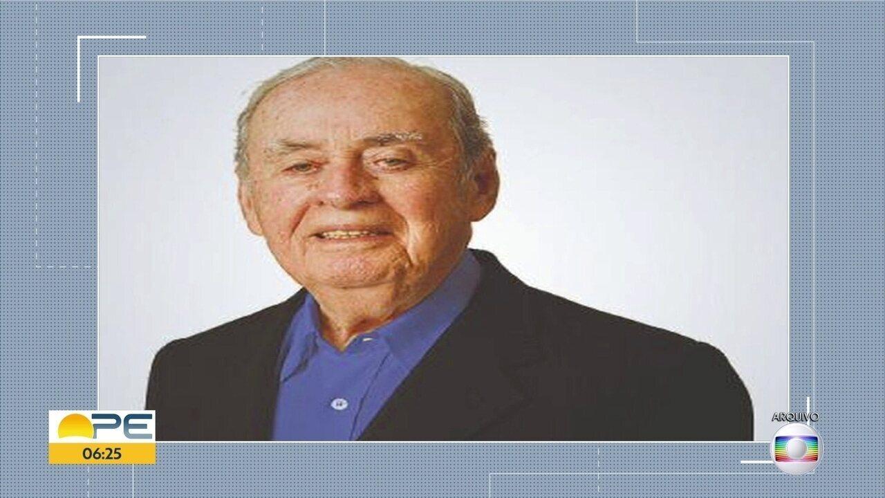 Empresário Antônio de Queiroz Galvão morre aos 96 anos