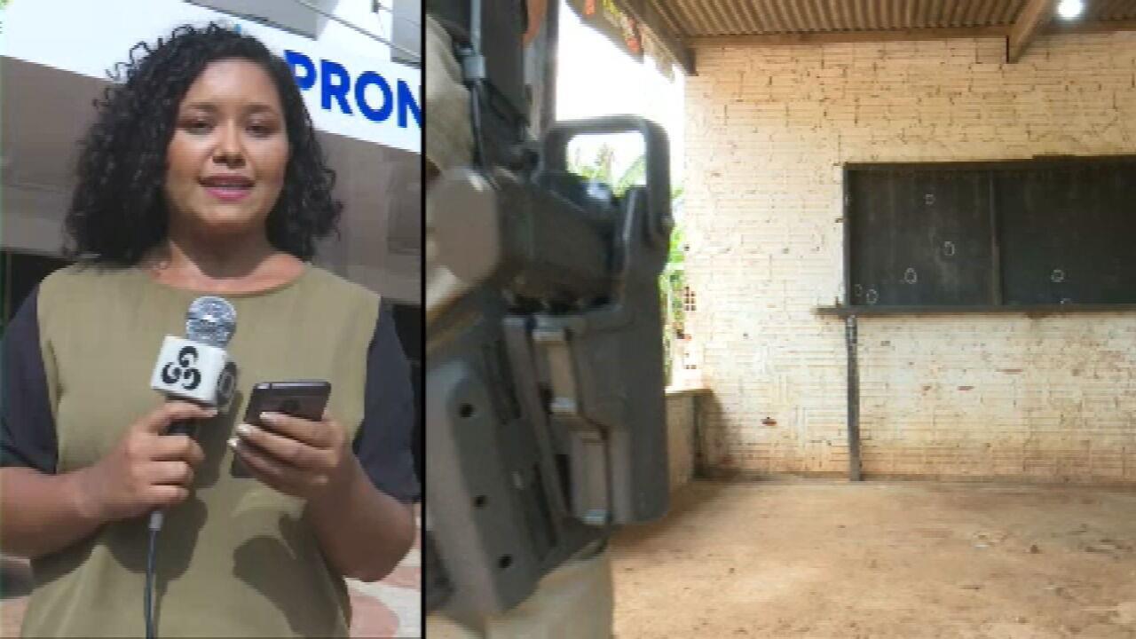 Mais de 20 presos fogem do maior presídio do Acre