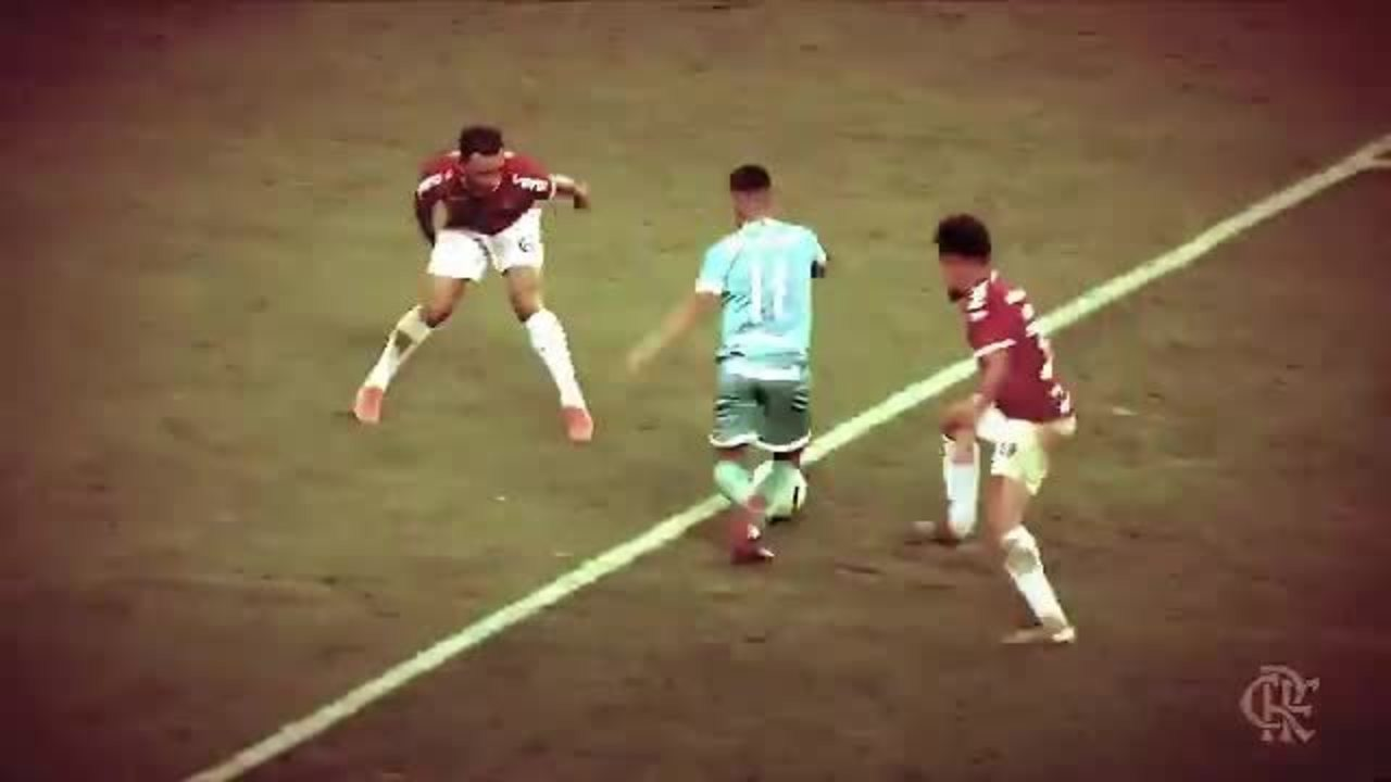 Flamengo anuncia Michael como novo reforço para 2020