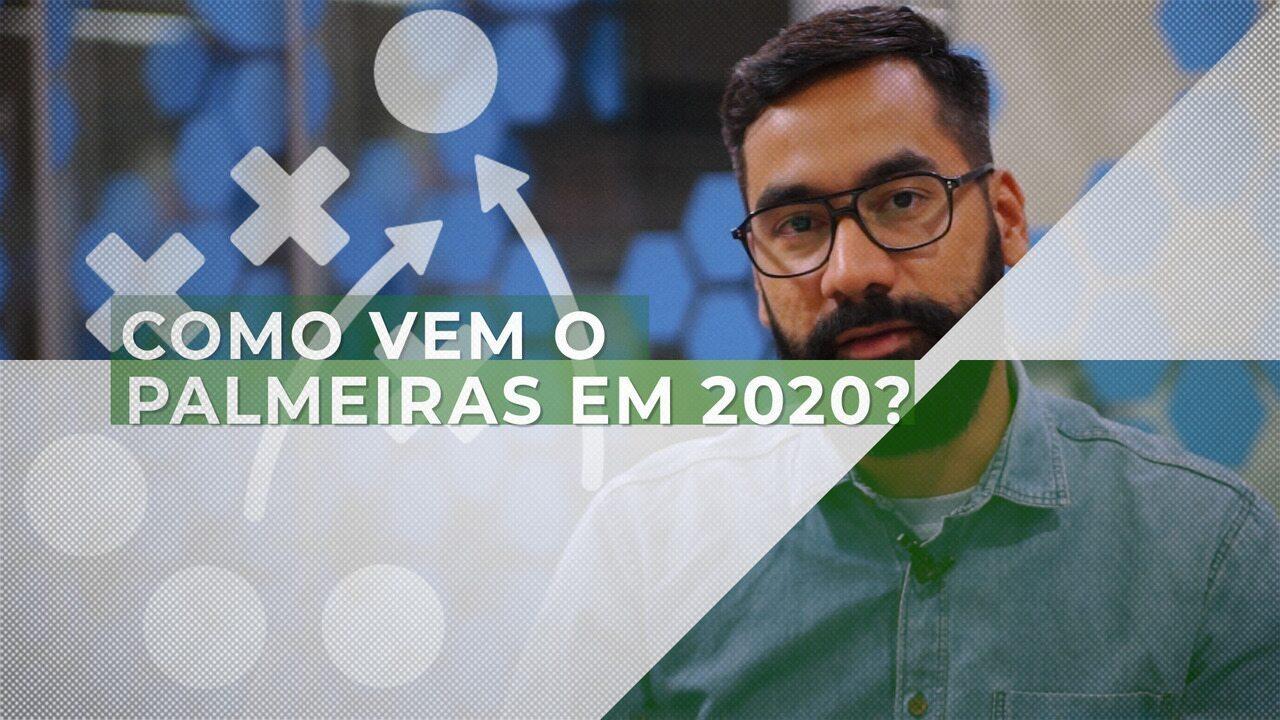 Como vem o Palmeiras em 2020? Setorista analisa novidades do clube para o Paulistão