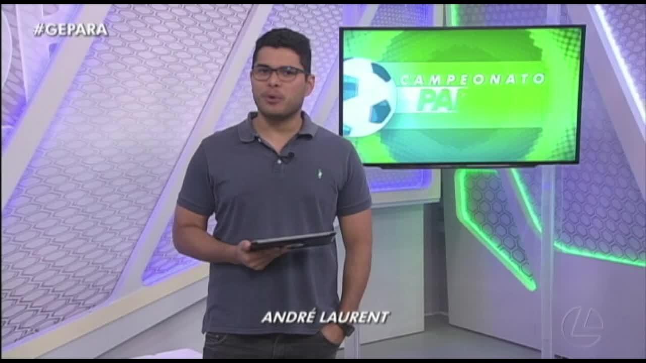 Veja a íntegra do Globo Esporte Pará desta terça-feira, dia 21