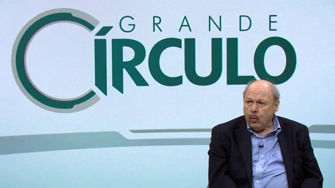 Grande Círculo: presidente do Santos explica a situação de Cueva no clube