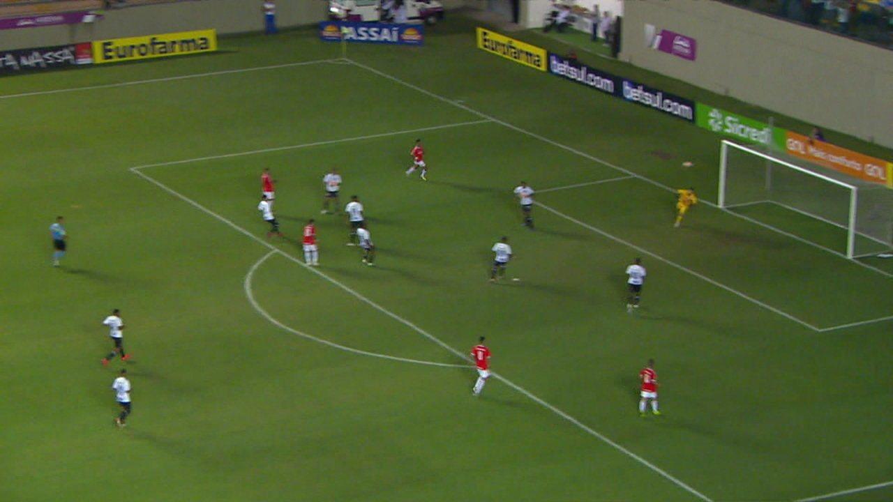Melhores momentos de Internacional 3 x 1 Corinthians pela semifinal da Copa SP de Futebol Júnior