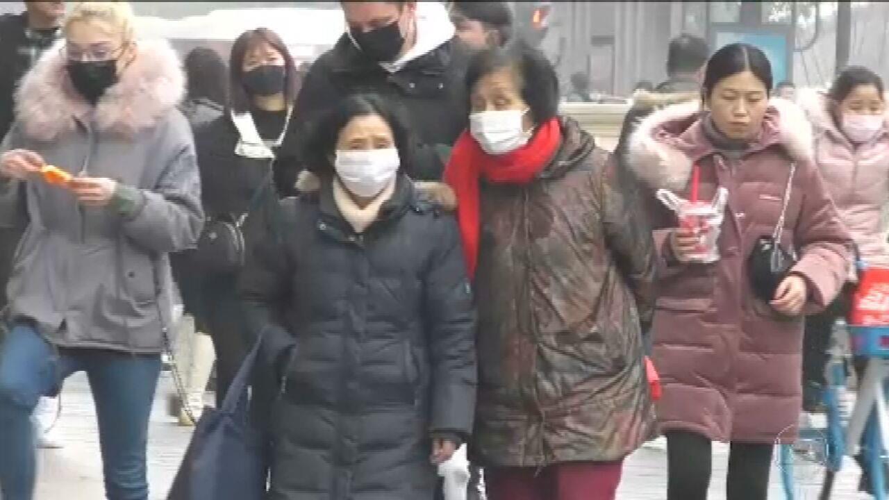China confirma nove mortes provocadas pelo coronavírus