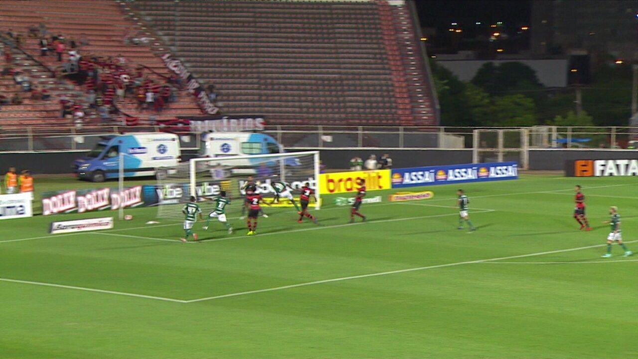 Melhores momentos de Ituano 0 x 4 Palmeiras pela 1ª rodada do Campeonato Paulista