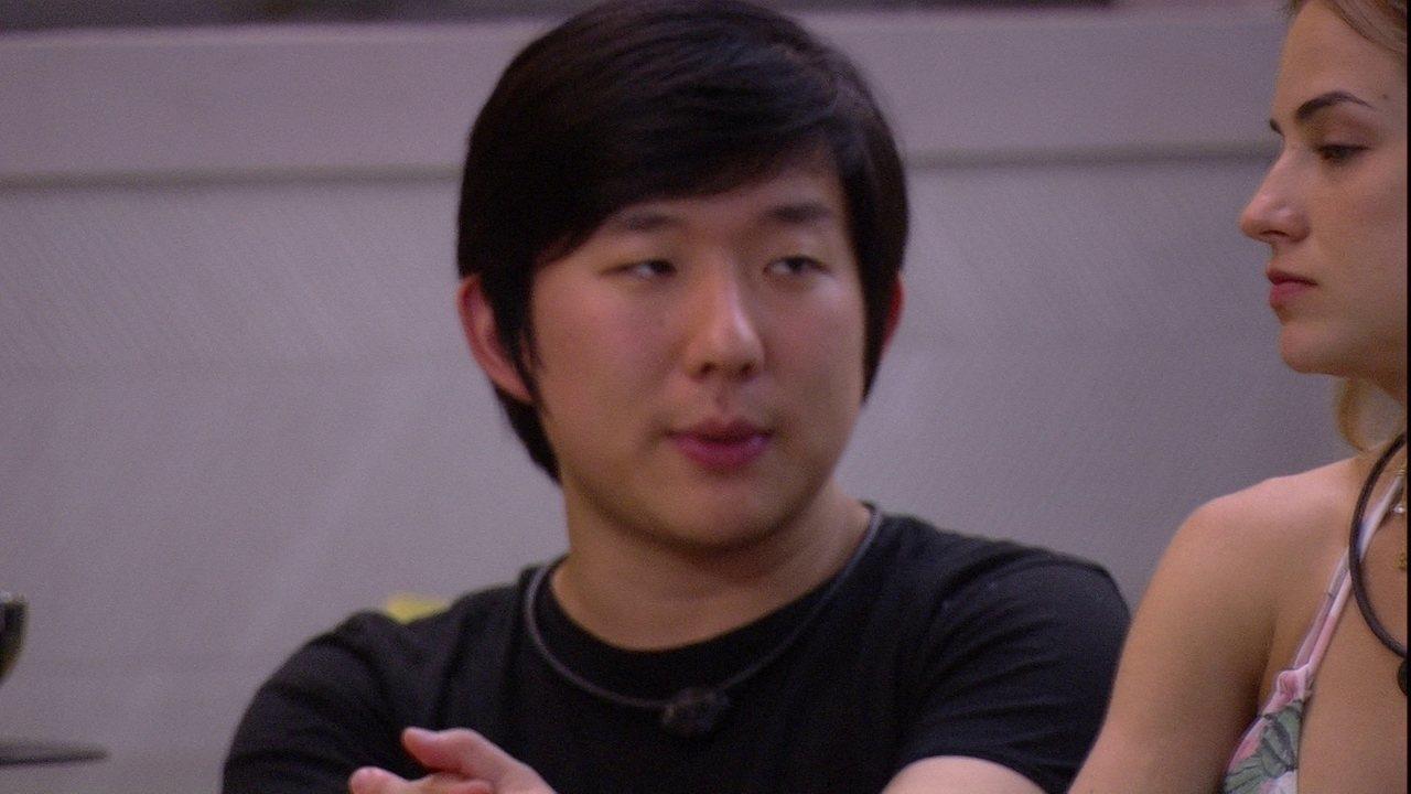 Pyong e Gabi conversam sobre hipnose