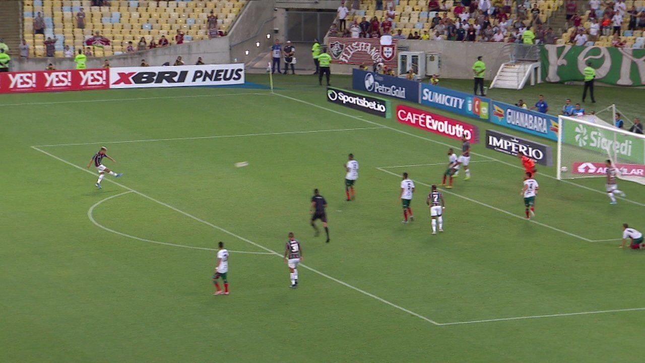 Melhores momentos de Fluminense 2 x 0 Portuguesa pela 2ª rodada do Campeonato Carioca