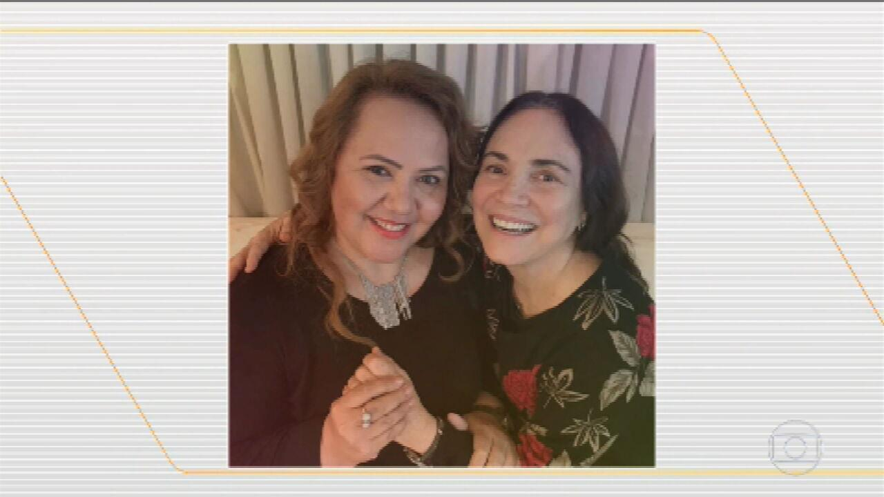 Regina Duarte e ministro convidam pastora Jane Silva pro cargo de secretária-adjunta