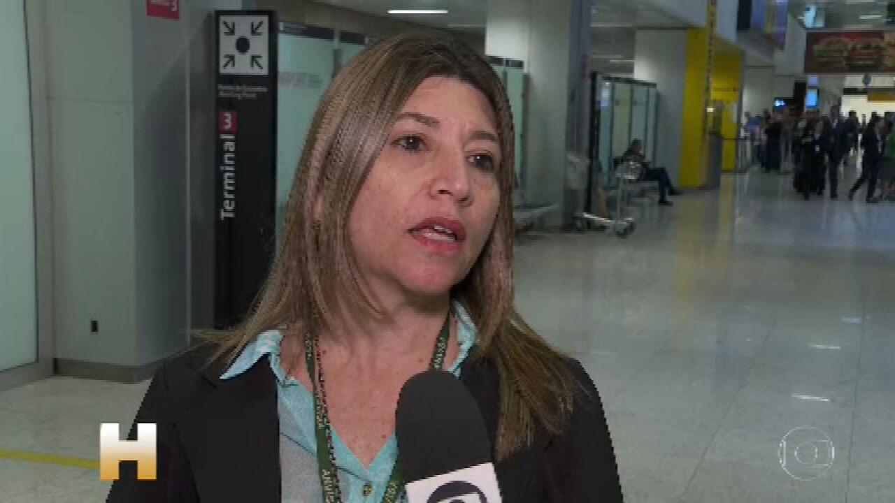 Anvisa orienta empresas e órgãos públicos sobre novo coronavírus no Aeroporto de Guarulhos